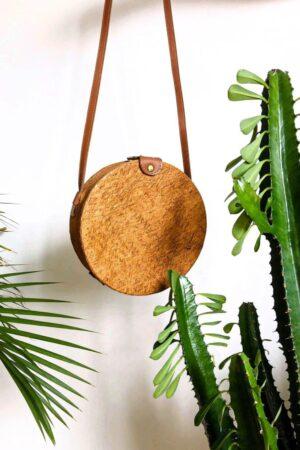 torebka kokos bali boho