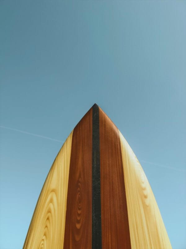 deska surf surfingowa ozdoba scienna