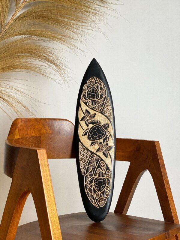 ozdobna deska surfingowa